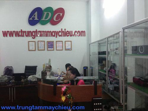 Adc phân phối máy chiếu giá rẻ